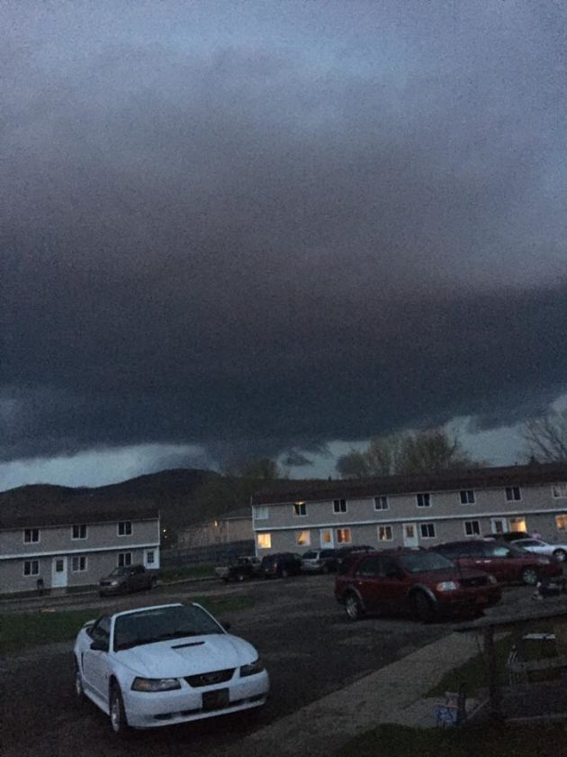 Nws Confirms Reports Of Tornado In Warren County News