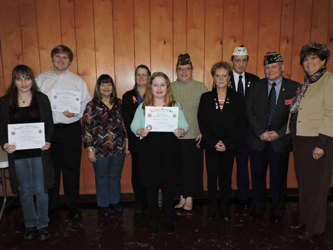 district essay winners announced news sports jobs weirton essay winners veterans of foreign wars west virginia district 1 presented awards for the voice